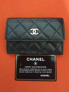 (Reserved) Chanel Card Holder (with Receipt)