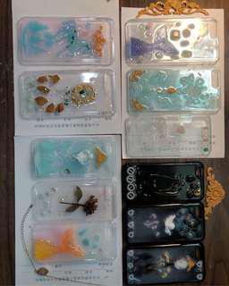 🚚 客製化手機殼📱可以依照喜歡的顏色和圖示❤️