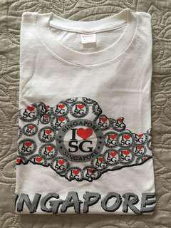 Singapore tshirt