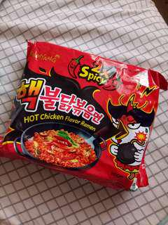 Samyang 2x spicy 100% legit