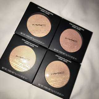 Extra Dimension Skin Finish Highlighter | Mac