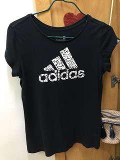 Adidas Tee Black S