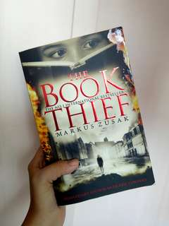 the book thief instock