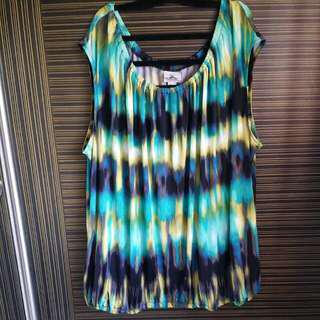 Brand New Plus Size Summer Top