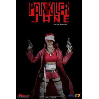 Phicen 1/6th Scale Painkiller Jane Action Figure