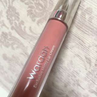 Wardah Matte Lip Cream no.3