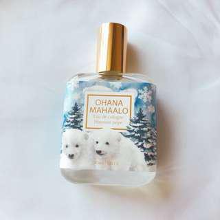 日本人氣品牌 秋冬限定款 OHANA MAHAALO 極光森林 輕香水 30ml