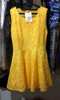 Dress Yellow
