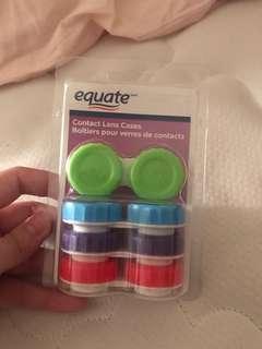 Contact lense cases