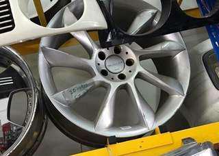 "Mercedes Lorinser 20"" design Ori Japan"