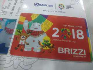 Brizzi Edisi Asian Games