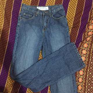 Baleno HW Mom Jeans (Boot Cut)