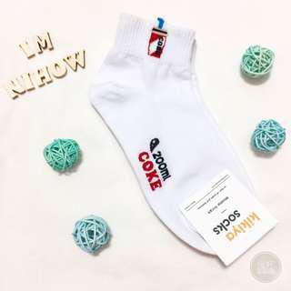 🚚 可樂襪子