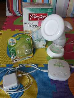 Electric breast Pump (used 3months only)