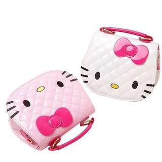 🌟Ready Stock🌟 Cute Hello Kitty Sling Bag