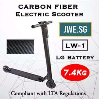 Electric Scooter with FREE Warranty! Escooter