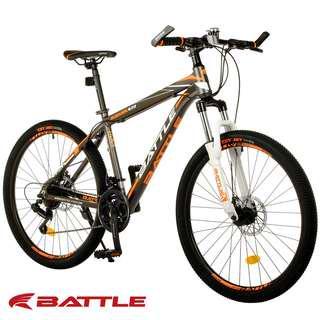 """Brand New Battle 419D 26"""" Bicycle (Satin Dark Bronze)"""