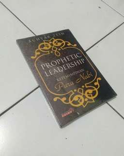 Prophetic Leadership -- Kepemimpinan Para Nabi.