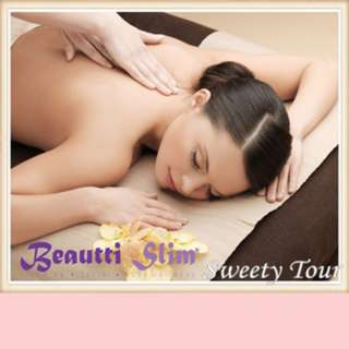 Beautti Slim 1-Hour Relaxation & Stress Relief Full Body Massage for 1 Person