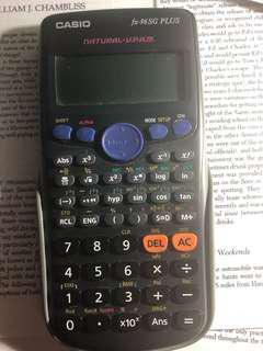 Casio Calculator Fx-96SG plus
