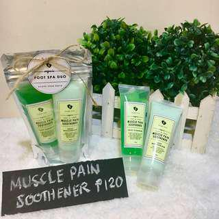 Foot Spa Duo: Muscle Pain Soothener