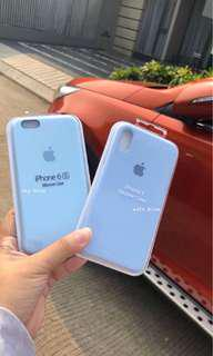 apple silicone blue
