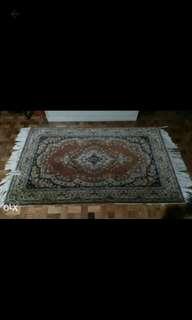 authentic persian carpet