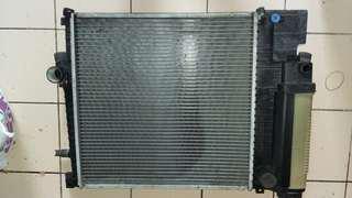 Bmw e36 radiator