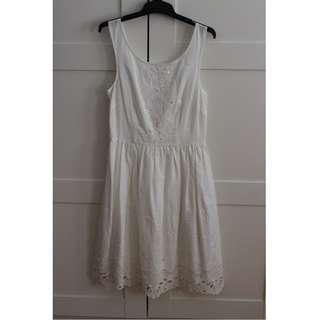 FOREVERNEW White Summer Dress