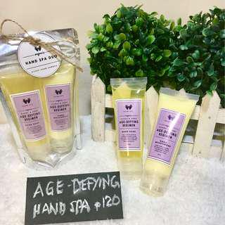 Hand Spa Duo: Age-Defying Regimen