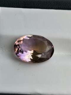 🚚 AA級天然優質紫黃晶 7.9克拉
