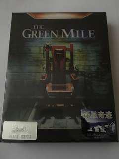 綠里奇蹟 The Green Mile hdzeta Steelbook bluray