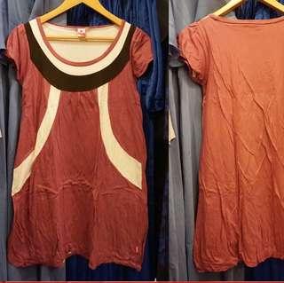 RADIOACTIVE Shirt Dress