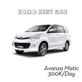 Rental Mobil Murah Malang