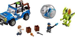LEGO 75916 Dilophosaurus Ambush