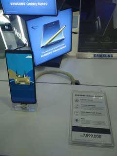 Samsung A8 star bisa di cicil proses cepat 3 menit