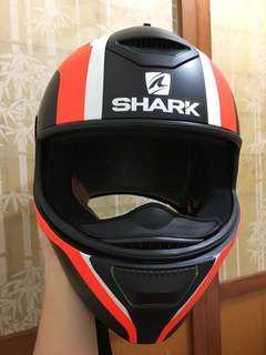 Shark skawl