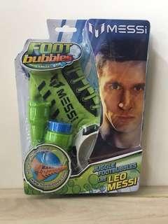 Messi Foot Bubbles 美斯泡泡足球 (綠色)