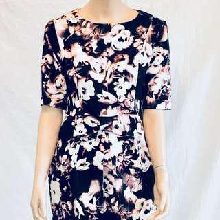 DSHE Cocktail Dress Size 9