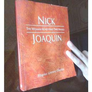 Nick Joaquin - The Woman Who Had Two Navels