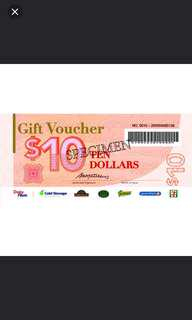Trade choice vouchers to capital vouchers