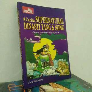 8 Cerita Supernatural Dinasti Tang & Song -- Chinese Tales of The Supernatural