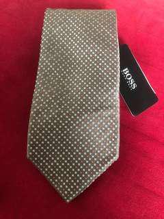 🚚 義大利製Boss領帶
