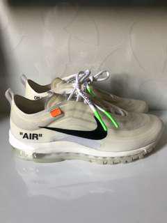 Nike x Offwhite Airmax 97