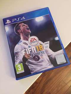 PS4 FIFA 18 (Merdeka Sale)