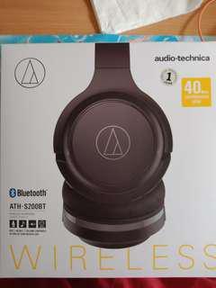 AudioTechnica Wireless Headphones