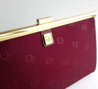 Authentic Vintage Dior Clutch