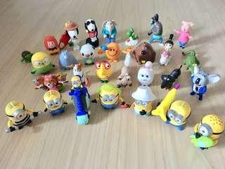 Mcdo toys 30pcs