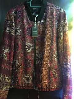 Forever 21 Batik Jacket
