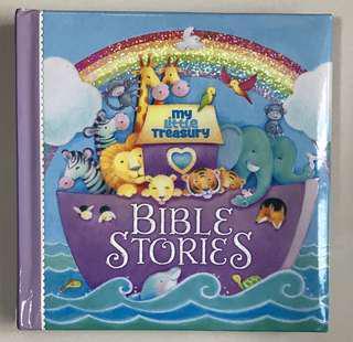 Bible stories My Little Treasury
